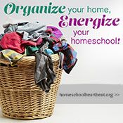 HSLDA | Organizing Your Home: An Interview with Vicki Bentley