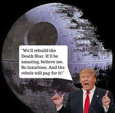 Emperor Trump