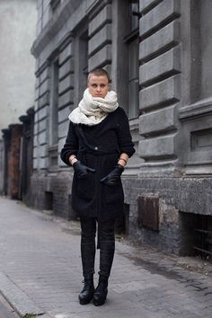shaved head the sartorialist - Google Search