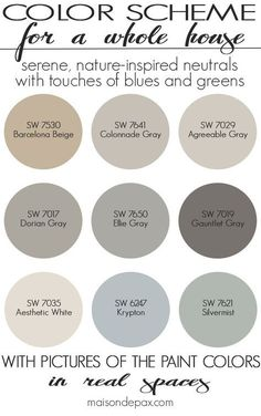 I think the most common question I am asked on the blog and social media is what paint color I used in any given space. Actually, it's the most common question