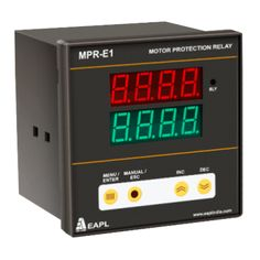 Buy EAPL Motor Protection Relay MPR-E1 at our Online Purchase & Business Portal....