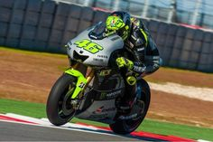 Rossi's 2013 ride