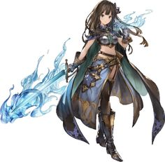 granblue fantasy characters - Google Search