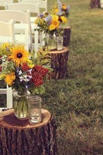 Western Wedding Inspiration Board