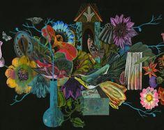 The Immersive Painted Illustrations of Olaf Hajek  |  ILLUSTRATION AGE