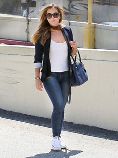 68c93108ac8c Ben Affleck s Ex-Nanny Christine Ouzounian Steps Out Solo in Los Angeles a  Day After Having Lunch with Friends
