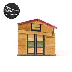 The Julie Ruin - Hit Reset [White Color Vinyl Record]