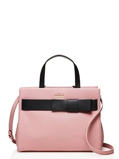 poplar street shelley - kate spade new york fall 2015. I guess I need a pink bag...
