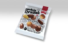 Ame snack by Tshirt Ads and Design , via Behance