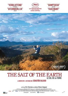 'The salt of the earth, 2014' par Wim Wenders & Juliano Ribeiro Salgado