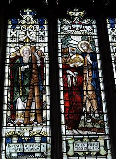 Winchcombe Stained Glass -263