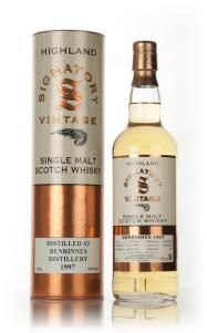 benrinnes-18-year-old-1997-casks-9404-and-9405-signatory-whisky