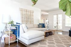 Alyssa and her family have created a calm and peaceful sanctuary in their Echo Park Bungalow. Filled with pops of color and the perfect touch of whimsy you're sure to find some inspiration here - check out their resource list to shop their style!