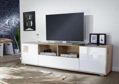 Tv Board, Home Interior, Flat Screen, Living Room, Furniture, Home Decor, Living Room White, Lounges, Quartos