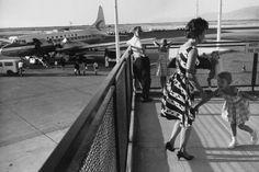 Garry_Winogrand_Salt Lake City Municipal Airport, Utah, 1964_b_55