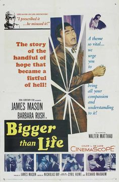 Bigger Than Life, one of Jaq's favourite films