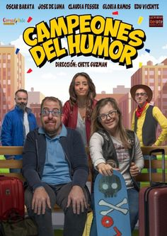 "(Bizkaia) Palacio Euskalduna Jauregia. ""CAMPEONES DEL HUMOR"" Movies, Movie Posters, Film Director, Champs, Palaces, Entertainment, Films, Film Poster, Cinema"