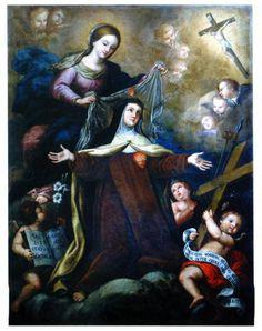 Santos, Beatos, Veneráveis e Servos de Deus: SANTA MARIA MADALENA DE PAZZI, Virgem Carmelita e ...