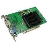 Geforce 6200 Pci Atx 512Mb Dvi-I 532Mhz 300W Req - Model#: 512-P1-N402-LR by EVGA. $66.83