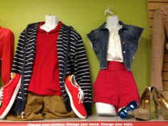 You can never go wrong with a little nautical in your wardrobe!!