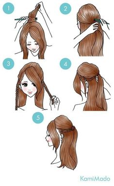 Hair Diy Tutorial Frisuren Half Up Trendy Ideas - Hair Diy Tutorial Frisuren Half Up Trendy Ideas # Frisuren - Trendy Hairstyles, Braided Hairstyles, Wedding Hairstyles, Fall Hairstyles, Simple Everyday Hairstyles, Hairdos, Pinterest Hair, Tips Belleza, Hair Hacks