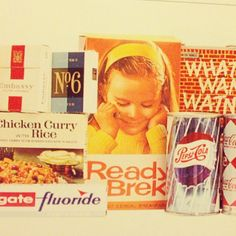 Robert Opie, has been collecting packaging and advertising and has put together an archive from the 1900s – 1990s. Before the retail revolution food packaging in glass and cans were used primarily …