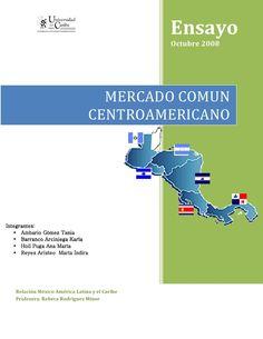 mercado-comn-centroamerciano by homoempresarius via Slideshare