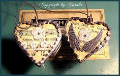 Soldered hearts