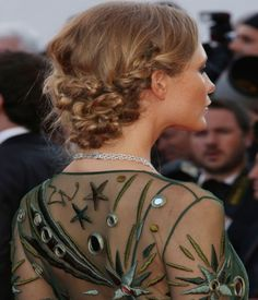 Intricate Plaited Updo Hairstyles 2016 | Zquotes