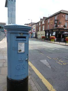 The Unique Postbox
