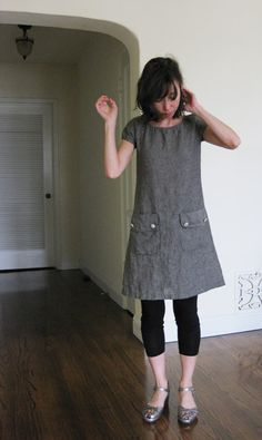 simplicity 3835 Tunic. This is my most re-pinned pin!