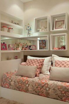 Construindo Minha Casa Clean: Quartos de Solteiro - Veja 46 Decorações Lindas!!!