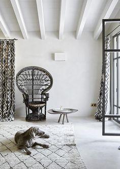 claudio hernández arquitecto con more design / casa carrer ramón llull, deià