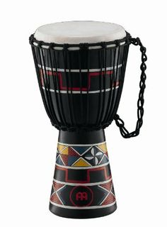 Meinl Headliner Series Wood Djembe by Meinl Percussion. $97.38. The black MEINL Headliner® Series Rope Tuned Djembes are painted with a tribal design and feature the traditional Mali Weave tuning system. The black body is made out of one solid piece of plantation grown Mahogany Wood. The complex rope tuning system guarantees an ideal and long lasting tuning of the instrument. The nylon rope that is used is of the highest standard.