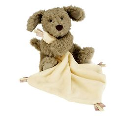Buy Jellycat Bumble Puppy Soother, Brown Online at johnlewis.com