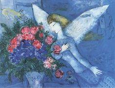 marc chagall paintings | Marc Chagall : Oil Paintings Discount, Distributors of high quality ..