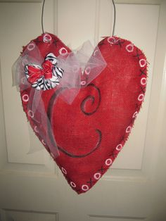 valentine wreaths | Valentine's Wreath | Valentines