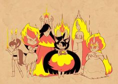 """mrshadowmansir: """" Weird Sisters Fan art of both the final design and unused concepts for Hekapoo, a character from the show Star vs. the Forces of Evil. You have no idea how tempted I was to call this 'Hekapoo and the Heka-crew'. Steven Universe, Starco Comic, Character Art, Character Design, Weird Sisters, Nickelodeon Cartoons, Star Wars, Old Shows, Star Butterfly"""