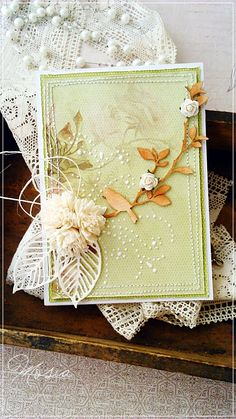 Craft Style blog: Wiosenne pożegnanie