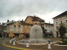 Moirans, Isère.