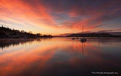 Waterhead Sunrise... Sunrise at Waterhead , Windermere, Lake District, Cumbria, UK by Lee Metcalfe on 500px.