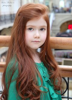 cast: fred. baby pics for days- Hey Sweetie, never dye your hair BLOND!! Blonds are a dime a dozen, Redheads are one in a Million!!!