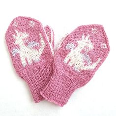 Children's mitten knitting pattern for dragon mittens! Knitting Charts, Knitting Patterns, Mittens Pattern, Knits, Animal, Fashion, Moda, Knit Patterns, Fashion Styles