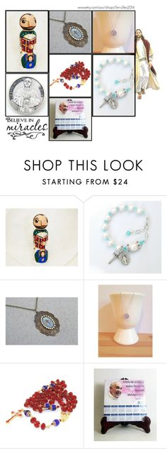 """Religious Art on Etsy by TerryTiles2014 - Volume 131"" by terrytiles2014 ❤ liked on Polyvore featuring interior, interiors, interior design, home, home decor, interior decorating, etsy, art, catholic and religious"