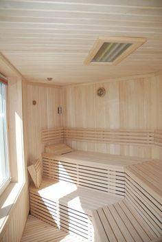 2 Person Sauna, Portable Sauna, Outdoor Sauna, Sauna Design, Steam Sauna, Spa Rooms, Sauna Room, Infrared Sauna, Ponds Backyard