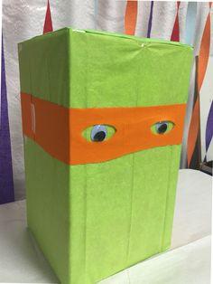 Tmnt card box