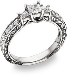 Vintage engagement rings are very stylish. Here you can find the best deals for Vintage Engagement Rings    Contemporary standards do not always...