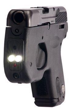 Taurus 180 Curve Pistol | .380 ACP 6+1 Rds Black Oxide With Laser and Light