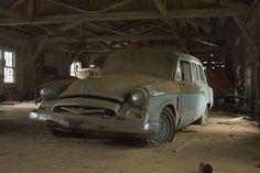 abandoned Studebaker - Imgur