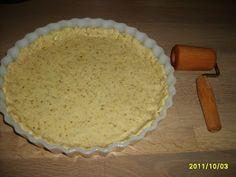 Glutenfrie fristelser: Glutenfri grønsagstærte med skinke Dairy, Gluten Free, Pie, Cheese, Desserts, Glutenfree, Torte, Tailgate Desserts, Fruit Tarts